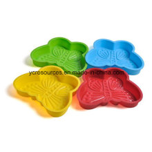 Silicone Butterfly Design Cake/Chocolate/Ice Cream Mould